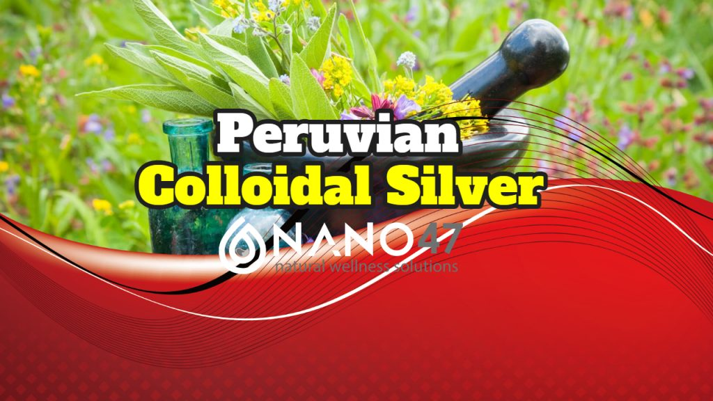 What is Colloidal silver ?